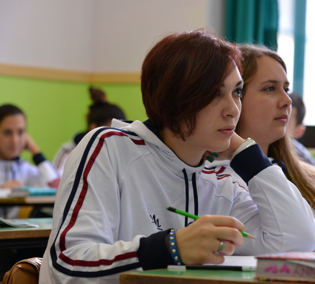 La divisa della Scuola - Istituto Murialdo Albano c3b5705b3288