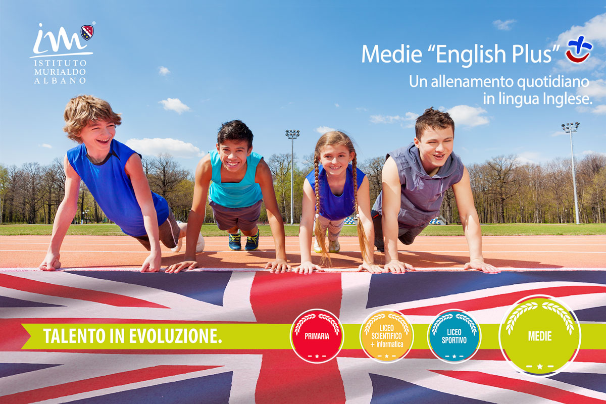 Open day - medie English plus